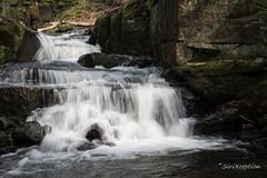Flow... (sirixception) Tags: engeland matlock natuur peakdistrict uk water flow beek river rivier stroom stroming lumsdalevalley movement change changing