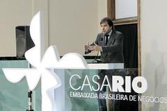 Casa Rio - Confêrencia Startups and Entrepreneurship - 11.08.2016