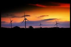 And beyond (Livesurfcams) Tags: sky windturbine devon a361