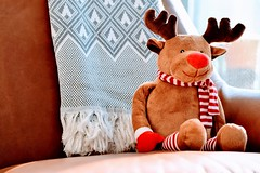 Christmas Holiday Rudlopth Reindeer - Credit to https://homethods.com/ (homethods) Tags: gifts holiday christmas decor decoration gingerbread santa claus tree mistletoe rudolph reindeer wish list