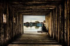 framed (cosmosushi) Tags: venezia sony rx100lll rx100m3 wood hdr lightroom warm aravena biennale architettura architecture zeiss flickrtravelaward