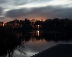 Bolam Lake Glow (craigdwilkinson) Tags: bolamlakecountrypark bolamlake bolam sunrise lake northumberland
