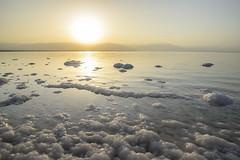 Dead sea sunrise (Ran Z) Tags: sunrise d800e nikond800e ranzisovitch deadsea israel beautiful landscape rocks salt beauty scenery