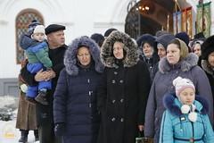 03. Arrival of Sanctities at Lavra / Прибытие святынь в Лавру 01.12.2016