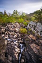 on the rocks (kderricotte) Tags: longexposure sonya6000 greatfalls maryland leebigstopper neutraldensityfilter 1018mm