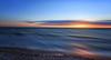 as time goes by (Marcus Rahm) Tags: sea seascape seaside longexposure longtimeshot sonnenuntergang beach water waterscape wasser sun sundown sunlight nature natur naturallight balticsea ostsee waves wave wellen vle