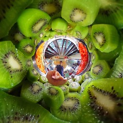 How good is Kiwi fruit? 👶 (LIFE in 360) Tags: lifein360 theta360 tinyplanet theta livingplanetapp tinyplanetbuff 360camera littleplanet stereographic rollworld tinyplanets tinyplanetspro photosphere 360panorama rollworldapp panorama360 ricohtheta360 smallplanet spherical thetas 360cam ricohthetas ricohtheta virtualreality 360photography tinyplanetfx 360photo 360video 360