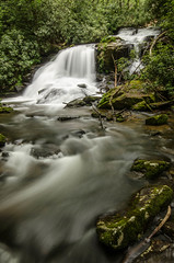 Wildcat Creek -14 (fstopmike) Tags: falls waterfalls blueridgemountains wildcatcreek chattahoocheenationalforest appalachainmountains northgeorgiawaterfalls wildcatcreekfalls