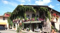 Oberammergau (duenensand) Tags: oberammergau ammer holzschnitzer ammertal fassadenmalerei herrgottsschnitzer lftlmalerie