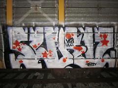 king esdubb (stayfarawayfrom5hoe) Tags: sf california west metal train graffiti oakland bay coast san francisco lol holy area roller amc westcoast freight atb holyroller swrv oms uti wkt lolc swerv amck atbk