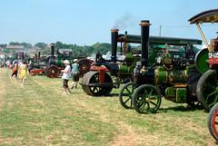 Cheshire Steam Fair 13/7/13 (davey_flex) Tags: uk classic vintage cheshire northwest july steam vehicle steamfair daresbury 2013