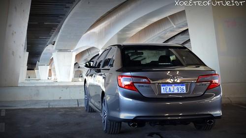 Toyota Camry Atara S