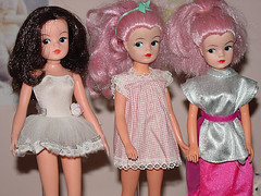 Old photo from 2003 (pacific_rin) Tags: ballerina doll 1985 active pedigree sindy spacefantasy