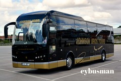 Johnson Bros. Hodthorpe N1JBT. (EYBusman) Tags: road park travel bus scotland volvo coach brothers yorkshire hamilton johnson parks monaco east independent tours bros nottinghamshire redfern bridlington jonckheere b12m b9r hodthorpe hilderthorpe lsk506 eybusman n1jbt