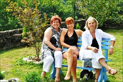 ~~Nous trois~~ (Jolisa) Tags: elise joe amiti priv bibette aot2013