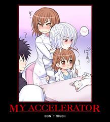 demotivator_mikasa-worst (Sch@dows) Tags: demotivator accelerator mikasa toaru