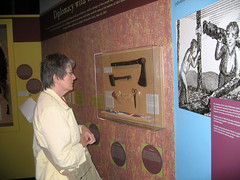 Westward Expansion Museum (AmericanSwede1952) Tags: bridge museum mississippiriver stlouisarch gatewaytothewest