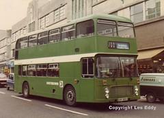 EAP988V, Brighton, 20/03/82 (aecregent) Tags: brighton vrt 700 vr southdown 200382 eap988p