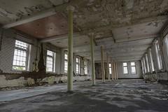 Award.... (Taken-By-Me) Tags: uk urban abandoned hospital decay eerie creepy explore takenbyme asylum derelict demolished ue urbex