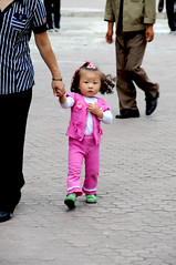 Younger generation, head full of curls, Pyongyang / DPRK (ANJCI ALL OVER) Tags: northkorea dprk democraticpeoplesrepublicofkorea 조선민주주의인민공화국