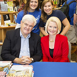 """<b>Callista Gingrich Book Signing_100513_0003</b><br/> Photo by Zachary S. Stottler Luther College '15<a href=""""http://farm6.static.flickr.com/5508/10181011424_72de70ebf4_o.jpg"""" title=""""High res"""">∝</a>"""