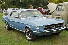 Ford Mustang (1967) (SG2012) Tags: auto ford classiccar automobile flickr oldtimer oldcar autodepoca motorcar carphoto carpicture cocheclasico voitureclassique carphotograph carimage nja56e cholmondeleyclassiccarshow 01092013