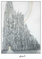_DSC3275 (Weinstöckle) Tags: licht kathedrale menschen tor bleistift zeichnung buntstift pforte