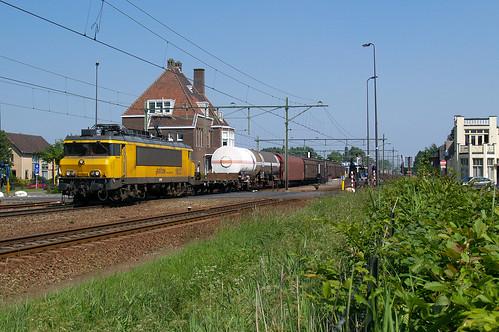 Railion 1612 @ Gilze-Rijen