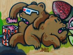 Lastplak Vredenburg (oerendhard1) Tags: urban streetart art graffiti utrecht oles vredenburg lastplak