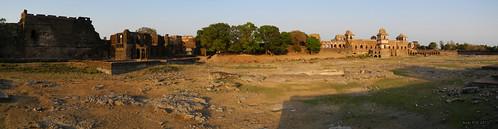 Panorama of Mandu (MP)