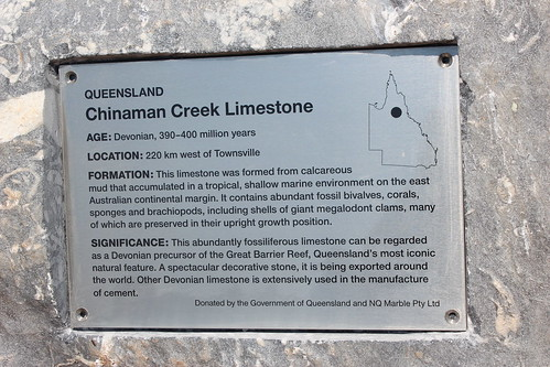 Queensland rock Chinaman Creek Limestone IMG_2185