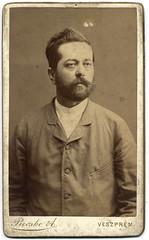 photographer: Becske Antal - Veszprm (Hungary) 1888 (ggaabboo) Tags: hungary veszprm 1888 becske becskeantal wildealbum wildemihly
