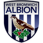 Logo Premier League West Bromwich Albion