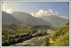 Kullu Valley (mala singh) Tags: india mountains river valley kullu beas himachalpradesh