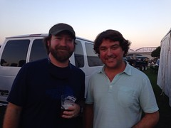 Keller Williams @ The Three Sisters Bluegrass Festival, Chattanooga, TN