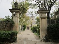 Monastre Saint-Paul-de-Mausole, Saint-Rmy-de-Provence (13) (Yvette Gauthier) Tags: 13 vangogh monastre bouchesdurhne saintrmydeprovence artroman demeuredelesprit