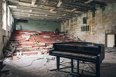 Pripyat - Music School