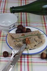 Galette_Bretonne_1 (antjoyx) Tags: portrait food erasmus master identity recette mundus foodidentity recettefoodidentity leschefsmasterfoodidentity eumaster