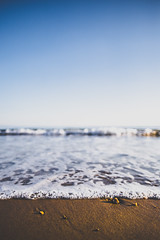 - (Chad Powell Design and Photography) Tags: portrait sky macro beach water closeup haze bokeh bokehdots hazeeffect syntheticbokeh