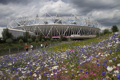 Olympic Stadium (Colin Hodges) Tags: