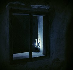 Darling, leave the light on for me (Marie Granelli) Tags: window denmark explore helsingr kronborg