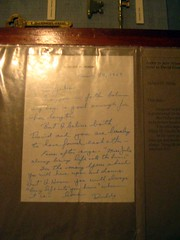 """Nixon Letter to His Daughter • <a style=""""font-size:0.8em;"""" href=""""http://www.flickr.com/photos/109120354@N07/11047611405/"""" target=""""_blank"""">View on Flickr</a>"""