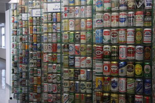 世界の缶ビール