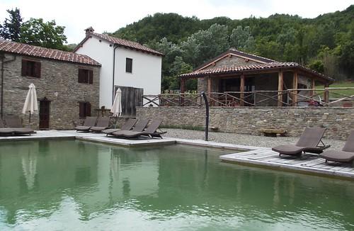 Linea Epoca: Agriturismo con piscina