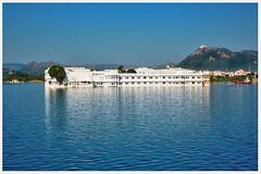 Udaipur IND - Jag Niwas Lake Palace