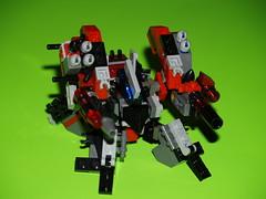 Hadron MkIII_2 (Xero908) Tags: terrain mobile lego frame zero mecha xero stations microscale hextech mobileframezero