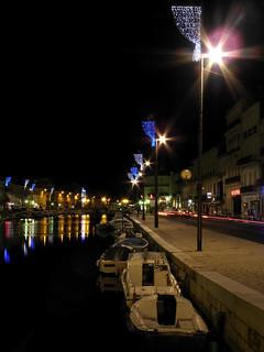Sète (34), illuminations 2011