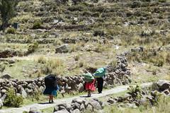 Lago Titicaca Isla Taquile su gente Peru 36 (Rafael Gomez - http://micamara.es) Tags: peru titicaca lago gente perú su taquile isla intika