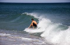 Joel Eriksson (David Behar) Tags: ocean west beach sports water dave scott pier surf fort surfing stuart palm lauderdale deerfield jupiter skimboarding boarding jensen juno skim boynton skimboard commercal
