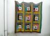 ... (Mi Mitrika) Tags: tricot crochet lã quadrados